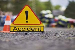 एम्बुलेन्स दुर्घटनामा चालकको मृत्यु